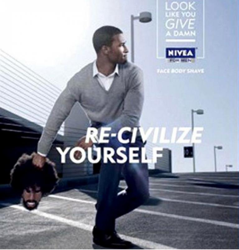 Publicite Reciviliez-vous Nivea USA 2011