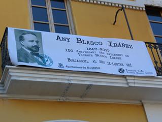 Burjassot celebra el Año Blasco