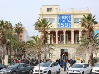 Blasco cumple 150 años