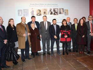 Exposición Vicente Blasco Ibáñez, un valenciano universal, y conferencia Blasco Periodista