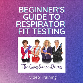 Beginners Guide to Respirator Fit Testin