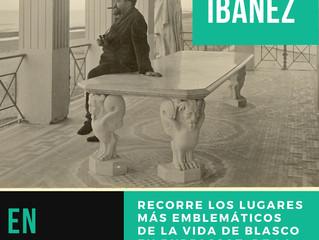 La Universidad Popular de Burjassot promueve la Ruta Blasco Ibáñez en Burjassot