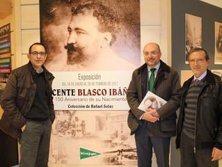 El Corte Inglés con Blasco Ibáñez