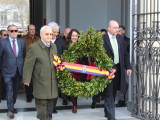 Valencia homenajea a Blasco