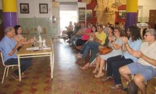 Conferencia Mujeres Republicanas en Burjassot (Grupo María Blasco)