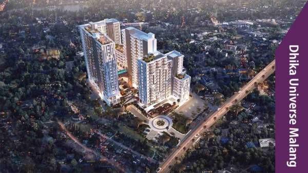 Harga Apartemen di Kota Malang - Dhika Universe Malang