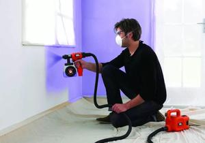 Производители должны выпускать краску со средними значениями вязкости. Вязкость краски для дома иногда нуждается в небольшой доработке