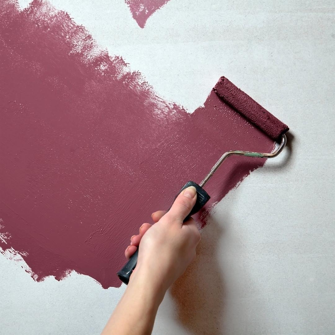 Interior paint Malerstrasse