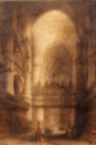 Tras-Coro Burgos Cathedral  larger_edite