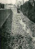 57 French prisoners Laon from battles of