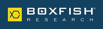 Boxfish Logo Horizontal - dark theme - s