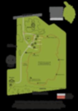 Karridale Cottages Bushwalk Map 2018.png