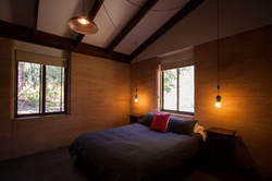 Second queen bedroom Cottage 3.