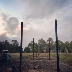 Hopyard Expansion Autumn 2018