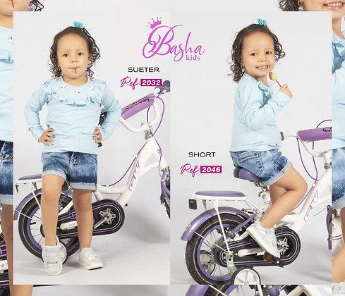 Basha Kids - Ref.2032 y 2046