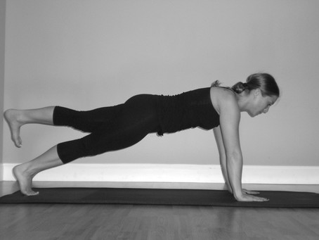 Mat Exercise - Leg Pull-Front Support