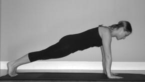 Mat Exercise - Push Ups
