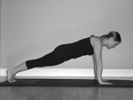 Mat Exercise - Push Ups