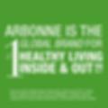 arbonne is #1 - global brand social_imag