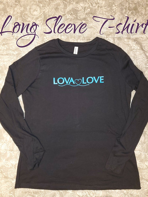 Long Sleeve T-Shirt - Black
