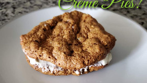 Oatmeal Cream Pies Makeover!