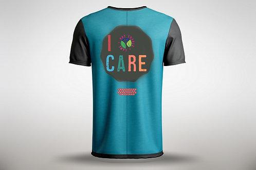 REC T-Shirt Blue/Black