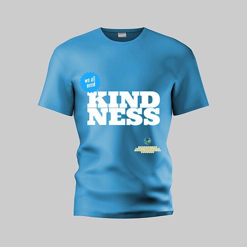 REC T-Shirt Blue /Kindness