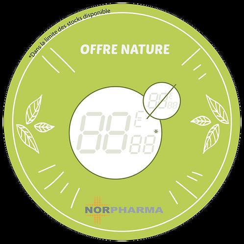 "Stop Rayon ""Nature - Prix"""