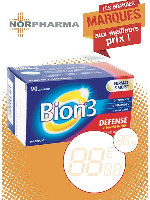 Bion 3 - Défense