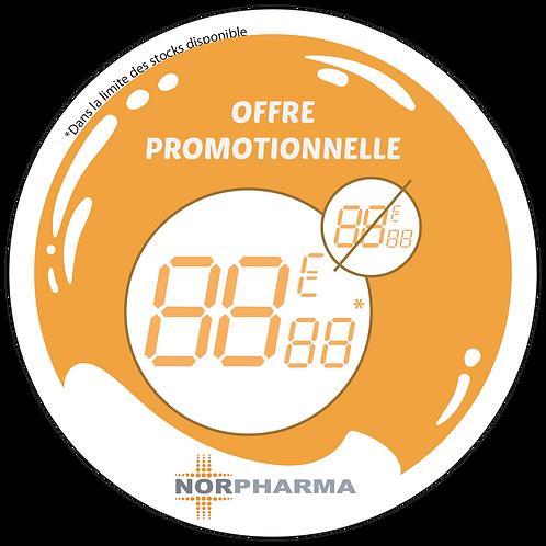 "Stop rayon ""Offre promotionnelle - Prix"""