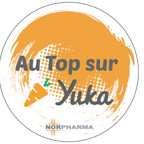 """Stop rayon """"Au top sur Yuka"""""""