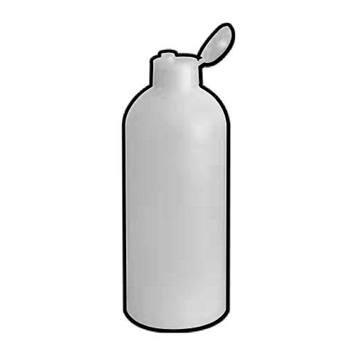 Flacon pour SHA plastique souple PE 500ml
