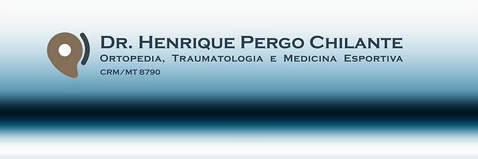 Dr Henrique Chilante Ortopedista e Traumatologista Rondonópolis