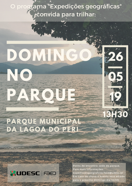 Domingo no Parque 25/05