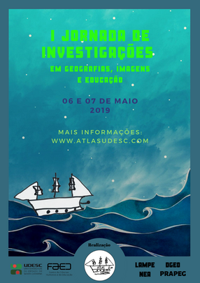 I Jornada de Investigações em Geografia, Imagens e Educação