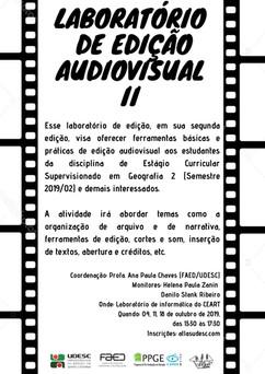 Laboratório de Edição Audiovisual II