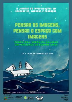 II Jornada de Investigações em Geografias, Imagens e Educação