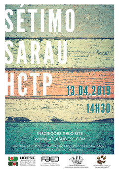 7º Sarau HCTP 13/04/2019