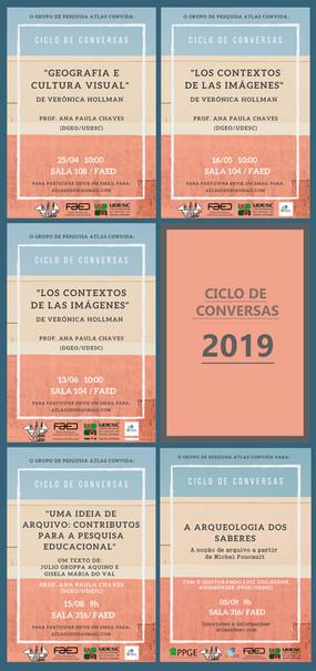 Ciclos de Conversas 2019
