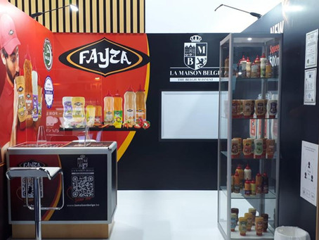 Nous vous attendons sur notre stand GULFOOD 2021 (21 - 25 february) Sheik Saeed 2 S2-D13