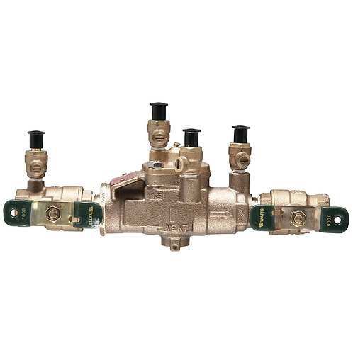 """WATTS 009M3QT - 3/4"""" - Reduced Pressure Zone Assembly RP - (0063030)"""
