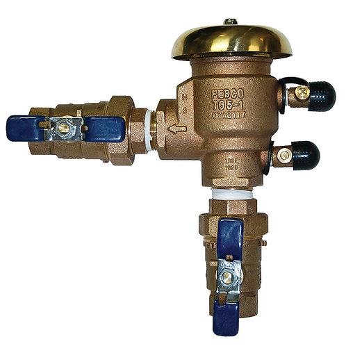 """FEBCO 765 - 1"""" - Pressure Vacuum Breaker PVB - (765EBV)"""