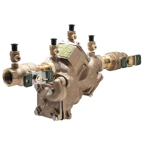 """WATTS LF909 QTHW 1 - 1"""" - Reduced Pressure Zone Assembly RP - (0792032)"""