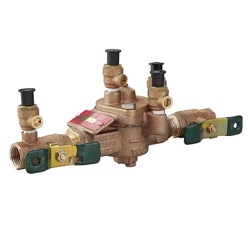 """WATTS 009-QT - 1/2"""" -Reduced Pressure Zone Assembly RP - (0062094)"""