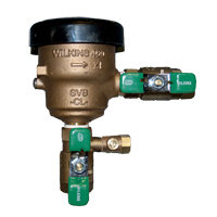 "WILKINS 460XL - 3/4"" -  Spill Resistant Pressure Vacuum Breaker - (34-460XL)"