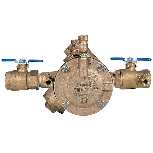 """FEBCO LF825Y - 1"""" - Reduced Pressure Zone Assembly  - (683007)"""