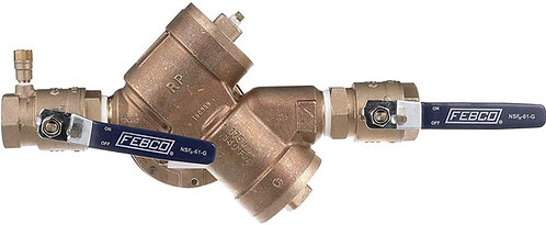 """FEBCO LF825Y - 1 1/2"""" - Reduced Pressure Zone Assembly RP - (0683009)"""