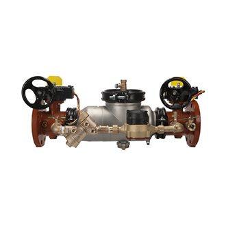 """WILKINS350 ASTDA - 8"""" - Double Check Detector Backflow Preventer - (8-350ASTDA)"""