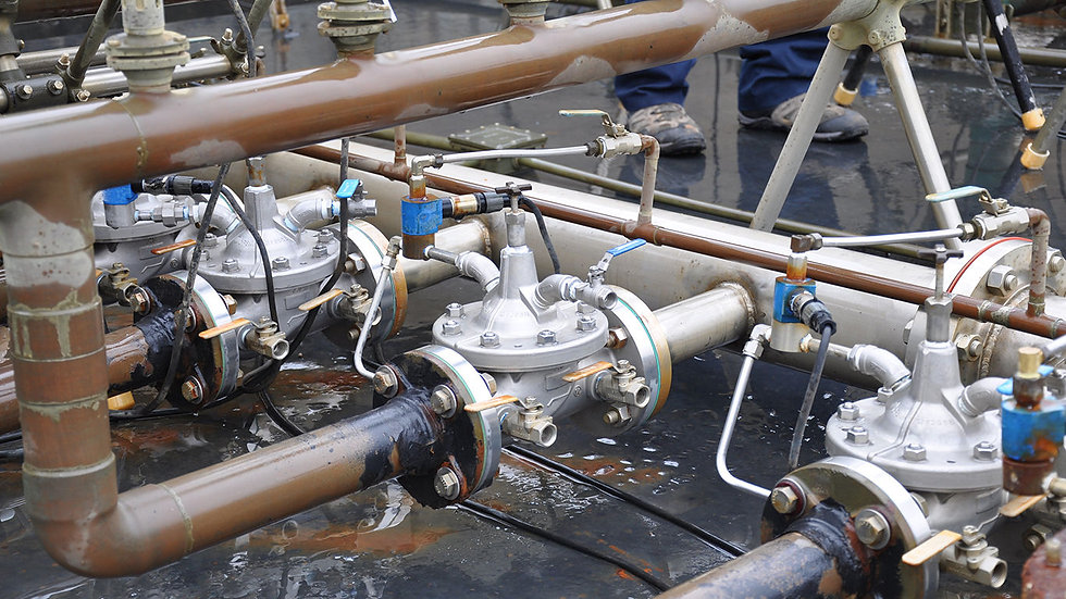 American Backflow Pressure Reducing Valves - Regulators