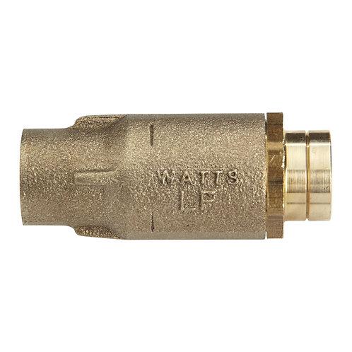 "WATTSLF601S - 1""- Lead Free Brass Silent Check Valve - (0555183)"